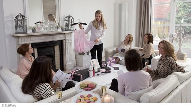 vente directe lingerie m6